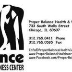 Proper Balance Health and Wellness Center